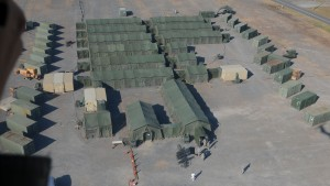 MEDEX 2012 combat support hospital operational